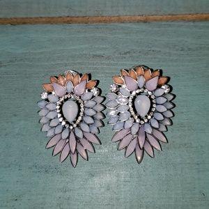 Premiere Designs Large Jewel Earrings